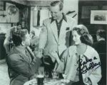 Barbara Shelley  Hand signed autograph (58)